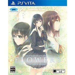 プロトタイプ FLOWERS PS Vita版 VLJM-30101
