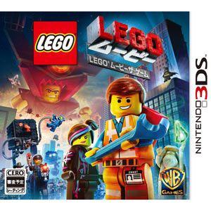 ワーナー 【3DS】LEGO(R) ムービー ザ・ゲーム 3DS