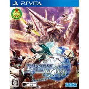 セガゲームス ファンタシースターノヴァ PS Vita VLJM-35102