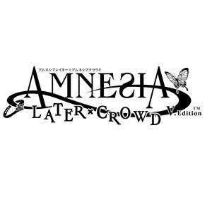 アイディアファクトリー 【PS Vita】AMNESIA LATER×CROWD V Edition VLJM-35127