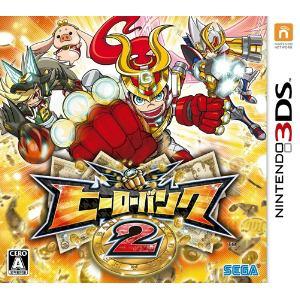 セガゲームス 【3DS】ヒーローバンク2 3DS CTR-P-BNKJ