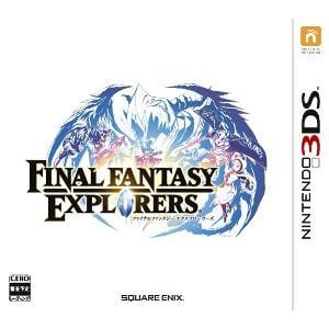 スクウェア 【3DS】ファイナルファンタジー エクスプローラーズ