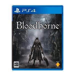 ソニー Bloodborne 通常版 PS4 PCJS-53006
