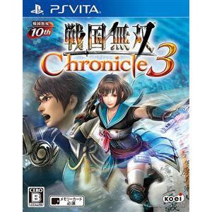 コーエー 【PS Vita】戦国無双 Chronicle3 通常版 VLJM-35131