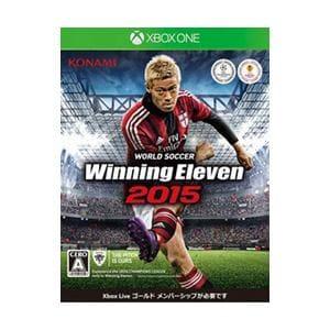 コナミ 【Xbox One】ワールドサッカー ウイニングイレブン 2015 Xbox One版 VO003-J1