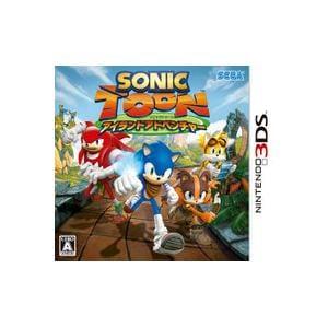 セガゲームス 【3DS】ソニックトゥーン アイランドアドベンチャー 3DS CTR-P-BSYJ