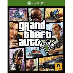 グランド・セフト・オートV Xbox One