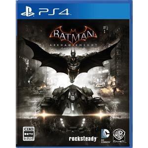 ワーナー 【PS4】バットマン:アーカム・ナイト PS4 PLJM-84016