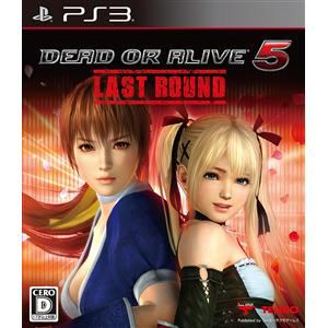 DEAD OR ALIVE 5 Last Round 通常版 PS3版