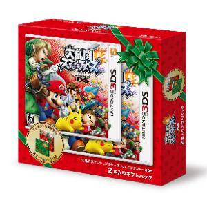 任天堂 『大乱闘スマッシュブラザーズ for 3DS』2本入りギフトパック CTR-P-AXC2