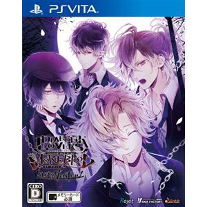 アイディアファクトリー DIABOLIK LOVERS MORE,BLOOD LIMITED V EDITION 通常版【PS Vita】 VLJM-35174