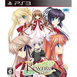 プロトタイプ Rewrite PS3版 BLJM-61259