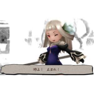 スクウェア ブレイブリーセカンド 【3DS】 CTR-P-BSEJ