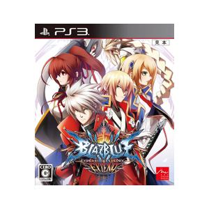 アークシステムワークス BLAZBLUE  CHRONOPHANTASMA EXTEND PS3 BLJS-10300