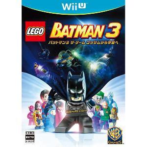 ワーナー LEGO(R) バットマン3 ザ・ゲーム ゴッサムから宇宙へ Wii U版 WUP-P-BTMJ