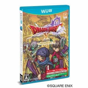 スクウェア ドラゴンクエストX いにしえの竜の伝承 オンライン Wii U版 WUP-P-BDLJ