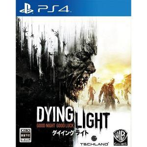 ワーナー ダイイングライト(DYING LIGHT) PS4  PLJM-84015