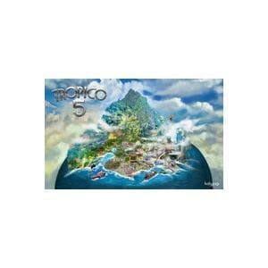 スクウェア トロピコ5 Xbox360版 JES1-00398