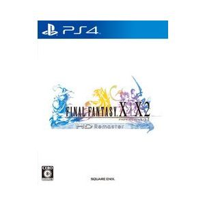 スクウェア PS4 FINAL FANTASY X/X-2 HD Remaster PLJM-84023