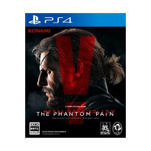 METAL GEAR SOLID V: THE PHANTOM PAIN PS4 通常版【PS4】