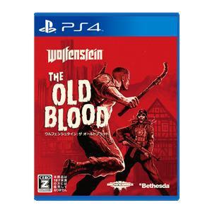 ウルフェンシュタイン:ザ オールドブラッド PS4版 PLJM-80078