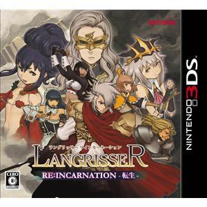 エクストリーム LANGRISSER Reincarnation-転生- 通常版【3DS】 CTR-P-BRGJ