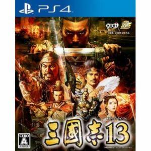 コーエー 三國志 13 通常版 PS4版