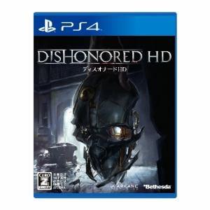 ベセスダ・ソフトワークス Dishonored HD (ディスオナード HD) PS4版 PLJM-84033