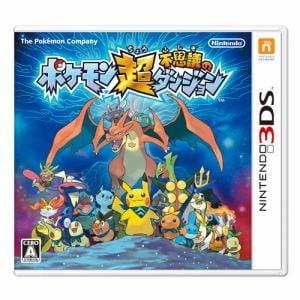 任天堂 ポケモン超不思議のダンジョン【3DS】  CTR-P-BPXJ