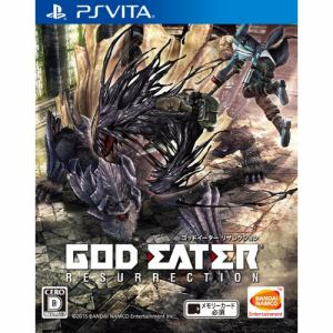 バンダイナムコ GOD EATER RESURRECTION PS Vita VLJS-05071
