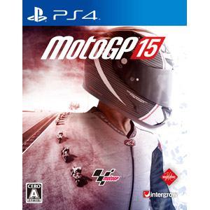 MotoGP 15 PS4 PLJM-80089