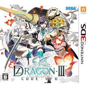 セガ セブンスドラゴンIII code:VFD CTR-P-BD7J