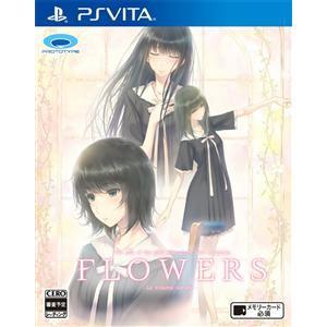 プロトタイプ FLOWERS夏篇 PS Vita版 VLJM-30156