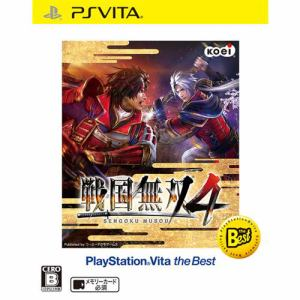 コーエー 戦国無双4 PlayStation Vita the Best VLJM-65007