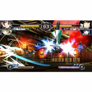 セガ 電撃文庫 FIGHTING CLIMAX IGNITION PS Vita版 VLJM-30168