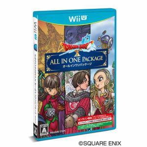 スクウェア ドラゴンクエストX オールインワンパッケージ Wii U WUP-P-BDQJ