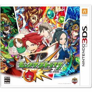 モンスターストライク CTR-P-BFLJ 【3DS】