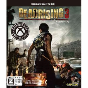 カプコン Dead Rising 3 (Greatest Hits) 6X2-00026