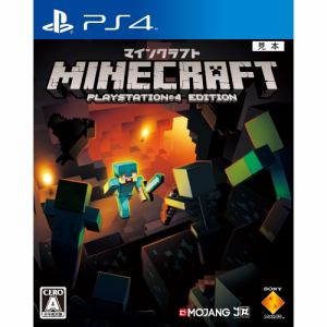 SONY Minecraft: PlayStation4 Edition PCJS-44003