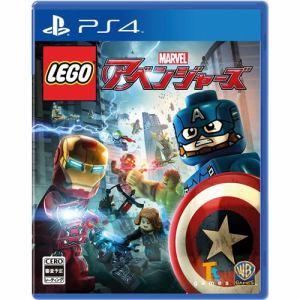 ワーナー LEGO(R)マーベル アベンジャーズ PS4版