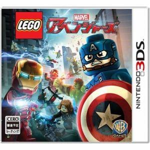 ワーナー LEGO(R)マーベル アベンジャーズ 3DS
