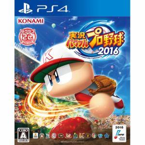 コナミ 実況パワフルプロ野球2016 PS4版 VF008-J1