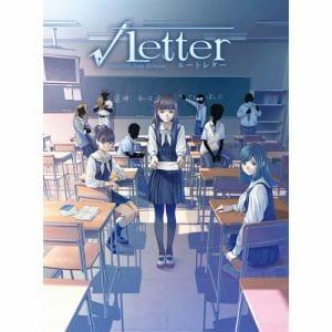 √Letter ルートレター PREMIUM EDITION PS Vita KGPV-16001