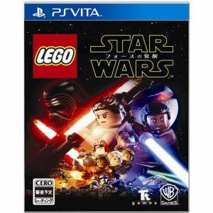 ワーナー LEGO(R)スター・ウォーズ/フォースの覚醒 PS Vita版 VLJM-30191