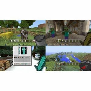 日本マイクロソフト Minecraft: Xbox One Edition フェイバリット パック 44Z-00047