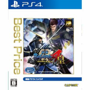 戦国BASARA4 皇 Best Price PS4 PLJM-84063