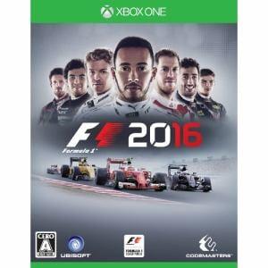 ユービーアイソフト F1 2016 Xbox One版 JES1-00441