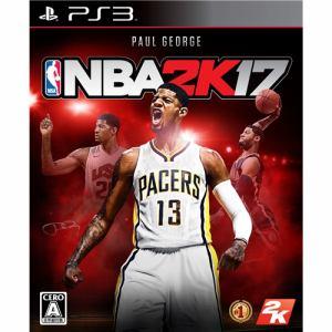 テイクツー・インタラクティブ・ジャパン NBA 2K17 PS3  BLJS-10337