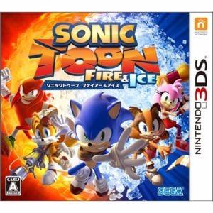 セガゲームス ソニックトゥーン ファイアー&アイス 3DS CTR-P-BS6J