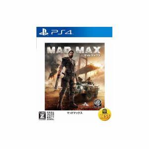 ワーナー WARNER THE BEST マッドマックス PS4 PLJM-84076